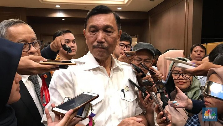 Bantah Prabowo, Luhut: Banyak Investasi Asing Mau Masuk RI