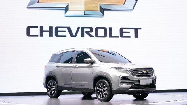 Wuling Pastikan Ekspor Chevrolet Captiva Produksi Indonesia