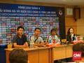 Fisioterapis Grogi Jadi Penerjemah Timnas Indonesia U-23