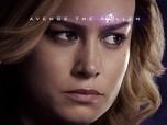Bikin Penasaran, Disney Rilis Poster Avengers: Endgame