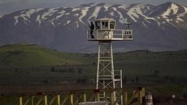 FOTO: Dilema Dataran Tinggi Golan