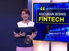 Kucuran Bisnis Fintech Indonesia