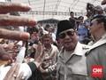 Prabowo Umbar Calon Menteri Dinilai Tak Beri Dampak Elektoral