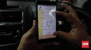 Kemenhub Buka Rencana Naikkan Tarif Taksi Online
