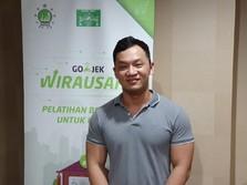 Berkat Go-Food, Ayam Geprek Anak Muda Ini Berjaya di Semarang