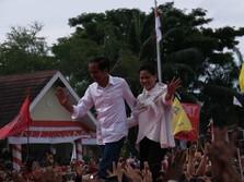 Jika Jokowi Terpilih Lagi & Seandainya Prabowo Jadi Presiden