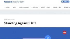 VIDEO: Facebook Larang Dukungan Pengunggulan Ras Kulit Putih