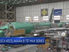 Boeing Perbaiki Software B 737 Max Series