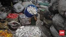 Biaya Tinggi Pengelolaan Daur Ulang Sampah Plastik Lokal