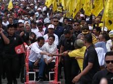 Setelah Tol Kalimantan, Jokowi Janjikan 3 Jalan di Sulbar