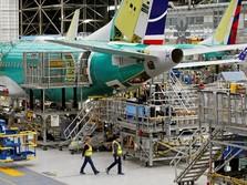 Mulai Tak Laku, Boeing Kurangi Produksi Pesawat 737 MAX