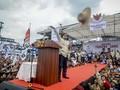 Aksi Prabowo Lempar Kemeja saat Tak Punya Jatah Kaus