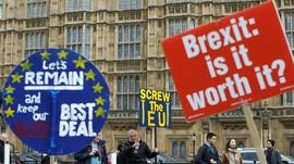 Skenario Brexit yang Akan Dihadapi Pengganti Theresa May