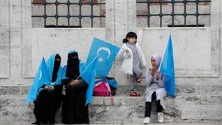 Muslim Uighur Bangun Kehidupan di Turki Usai Lari dari China