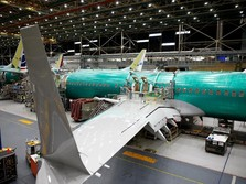 Bank of America Turunkan Rekomendasi, Saham Boeing Anjlok 4%
