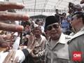 Kronologi Insiden Pesawat Prabowo di Halim versi Gerindra