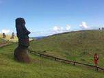 Pariwisata Pulau Paskah Terpuruk Karena 'Banjir' Sampah