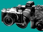 Deretan Kamera Mirrorless Dengan Hasil Jepretan Terbaik