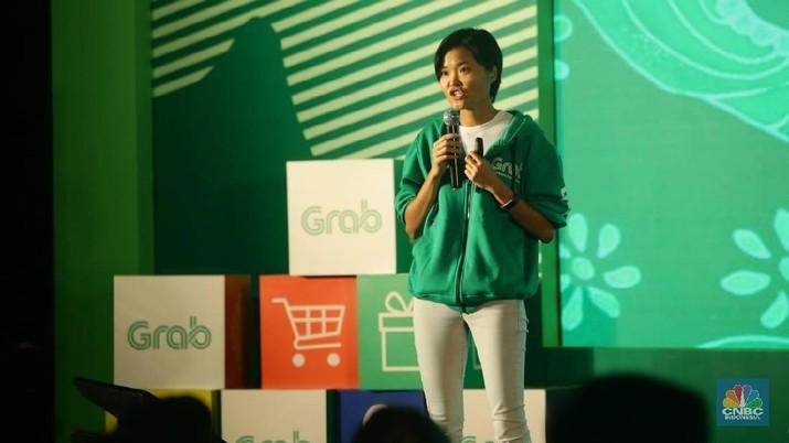 Bos Grab Hooi Ling Tan Masuk Jajaran Wanita Berpengaruh Dunia
