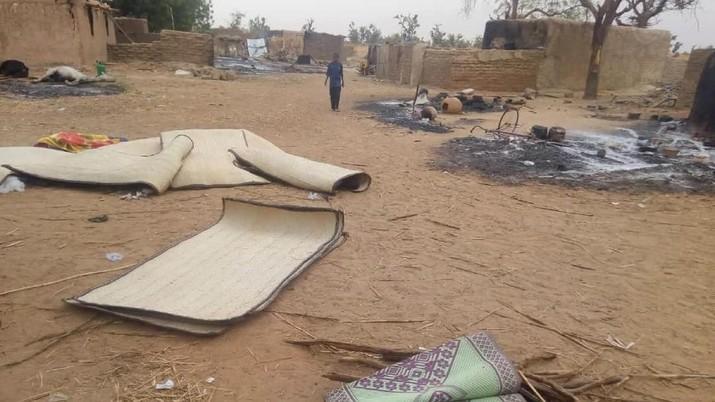 Miris! 157 Orang Tewas Dibantai Dalam Konflik di Mali