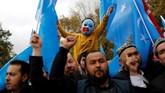 Akan tetapi pemerintah Turki juga mencurigai orang-orang dari Asia Tengah, seperti Uighur, karena dugaan terlibat terorisme. Hal itu membuat ruang gerak etnis Uighur di sana semakin sulit. (REUTERS/Murad Sezer)