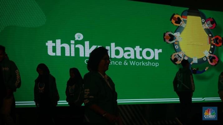 Grab super app terkemuka di Asia Tenggara, hari ini meluncurkan Thinkubator Conference dan starup competition.