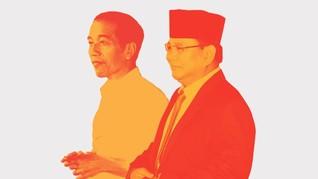 Live Streaming Debat Keempat Jokowi vs Prabowo, Simak di Sini