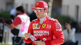 Duo Ferrari Pimpin Latihan Pertama F1 Bahrain 2019