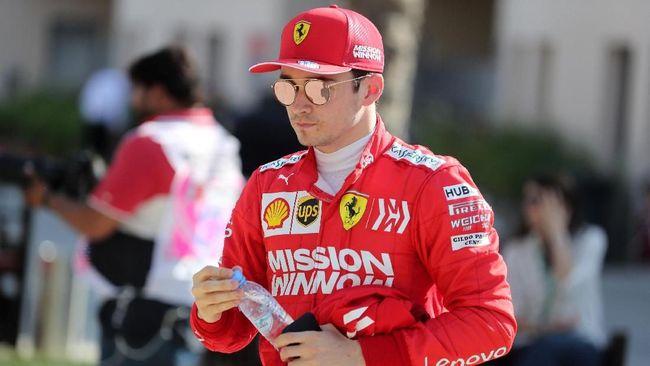 Raih Pole GP Bahrain, Pebalap Ferrari Ikuti Jejak Vettel