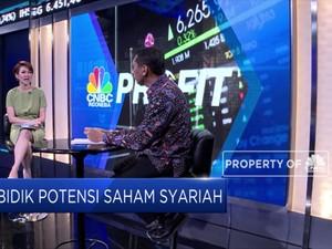 Bidik Potensi Saham Syariah