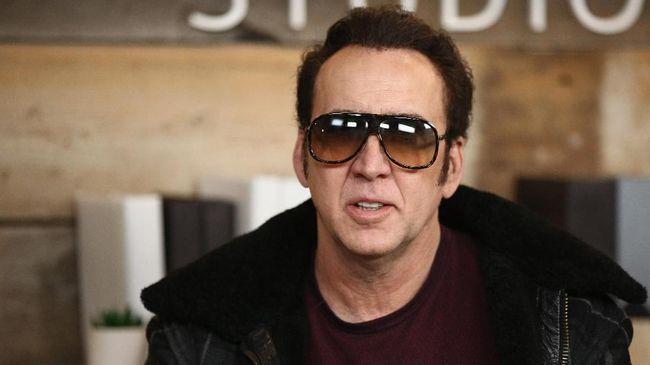 Nicolas Cage Ajukan Pembatalan Usai Nikah 4 Hari