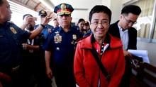 Pemred Rappler Pengkritik Duterte Mulai Disidang