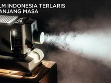 Selamat Hari Film Nasional, Ini 7 Film Terlaris Indonesia!