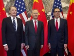 Moody's: AS-China Gagal Berdamai, Resesi Bisa Datang