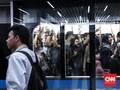 Cerita Penumpang Terjebak di Terowongan MRT saat Listrik Mati