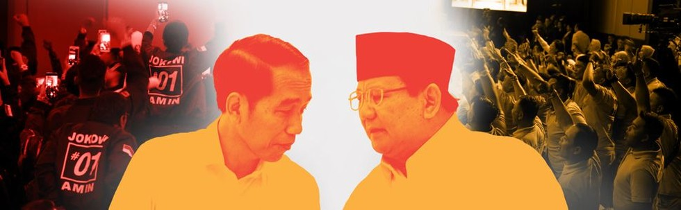 Tarung Jokowi vs Prabowo