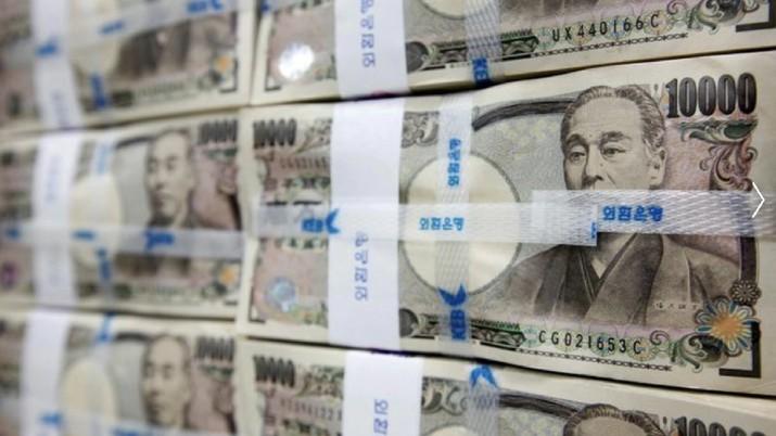 Sentimen dari perang dagang, perang mata uang, resesi serta data ekonomi AS membuat yen akan kembali seksi.