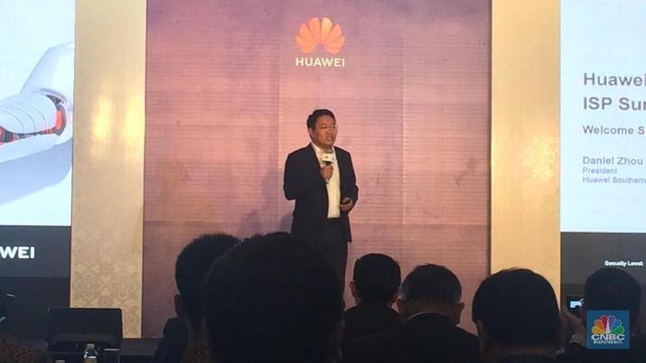 Diblokir AS & Sekutunya, Penjualan Huawei Tembus Rp 1.499,4 T