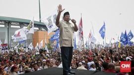 Prabowo Soal Larang Tahlil dan Dukung Radikalisme: Itu Fitnah