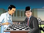 Prabowo vs Jokowi di Mata Media Asing, Siapa Juara?