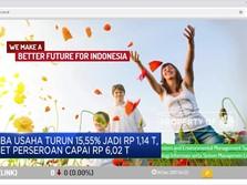 Laba Link Net 2018 Merosot 21%