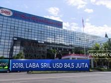 SRIL Raup Laba USD 84,5 Juta di 2018