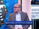 Agung Sedayu Bidik Bisnis Bioskop Sumbang Pendapatan 15%-17%