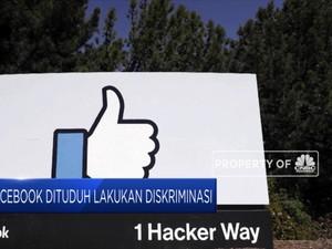 Facebook Dituduh Lakukan Diskriminasi