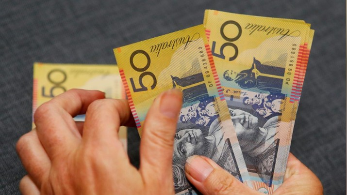 Lawan Dolar Australia, Rupiah Makin Siang Makin Loyo