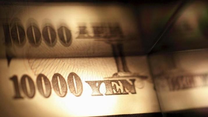 Melemahnya mata uang yang menyandang status safe haven ini memberikan gambaran sentimen pelaku pasar sudah mulai membaik.