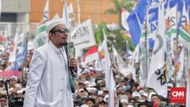 Aksi 212, FPI Usulkan Hukuman Potong Tangan Koruptor