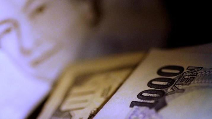 Kilau Wall Street Redupkan Pesona Yen