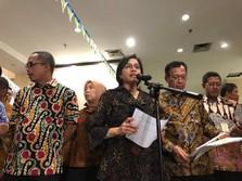 Sri Mulyani: RI Pernah Kalah Dengan Malaysia dan Singapura