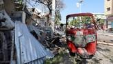 Belum ada yang mengklaim bertanggung jawab atas serangan bom tersebut. (Reuters/Feisal Omar)